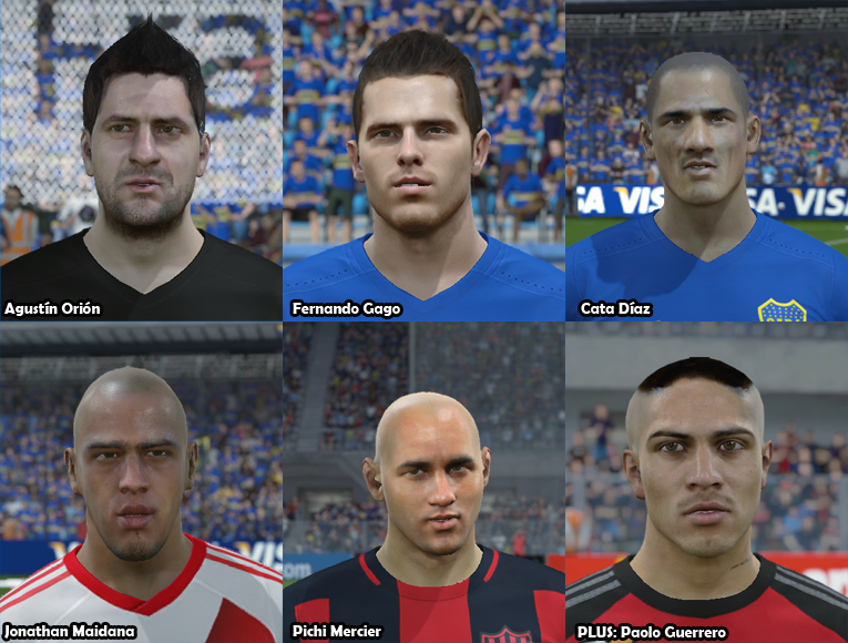 Faces Futbol Argentino PACK 19 2h6t3bd