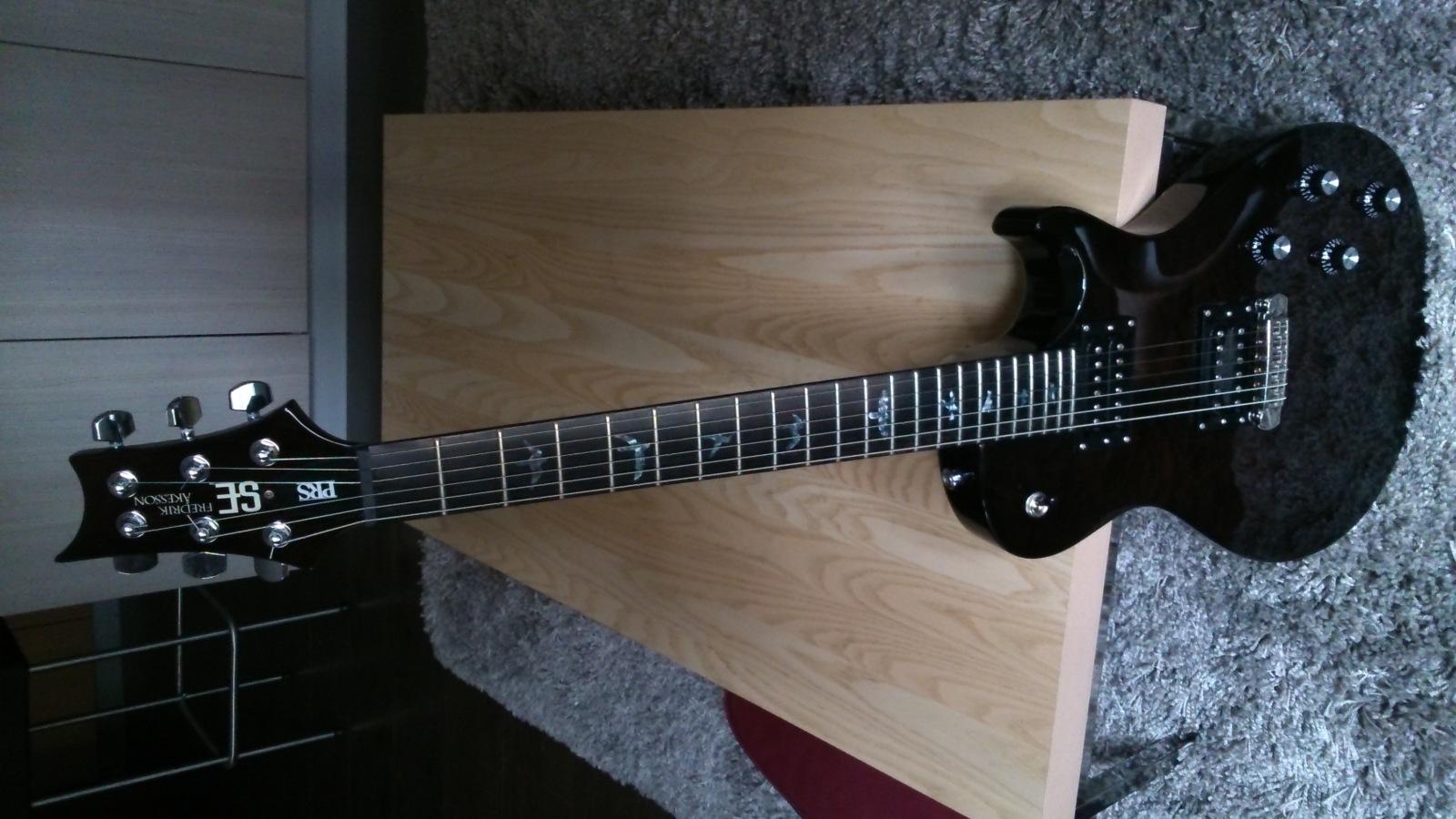 Vendo guitarra PRS SE Fredrik Akesson Signature (Opeth) 2hwehk5