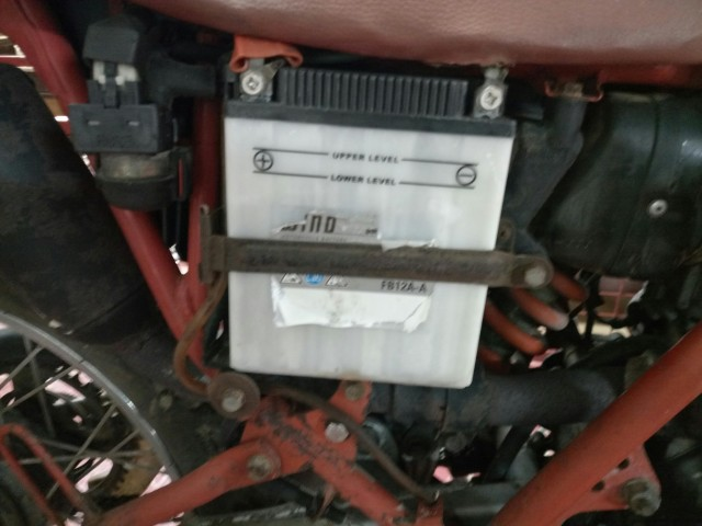 Mi Nueva Honda XL 200R 2hx7pjt