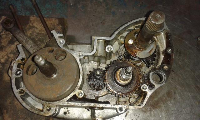 Comparacion de motores Derbi 2hyj52v