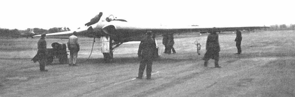 Avion Allemand Horten Ho 229  2iupdvs
