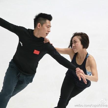 Вэньцзин Суй - Цун Хань / Wenjing SUI - Cong HAN CHN 2jevihe