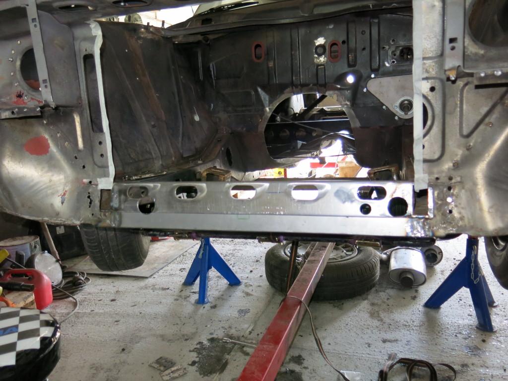 Ombygging av 1966 modell 20m Hardtop 2ljp75f