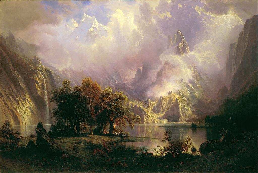 Pinturas de las Montañas Rocosas 2lu5p5k
