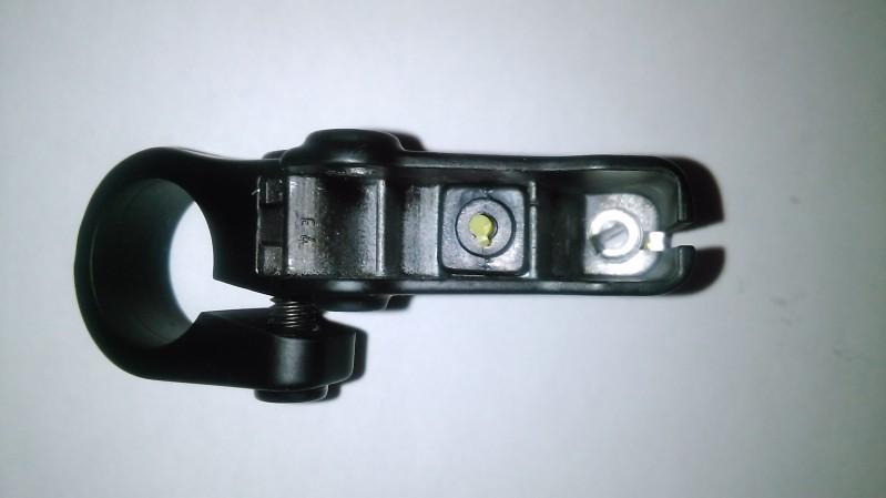 Un brico BBE ( Bueno Bonito y Eficaz ) Cómo poner el corte de señal en las manetas de freno hidráulicas 2lwlrv7