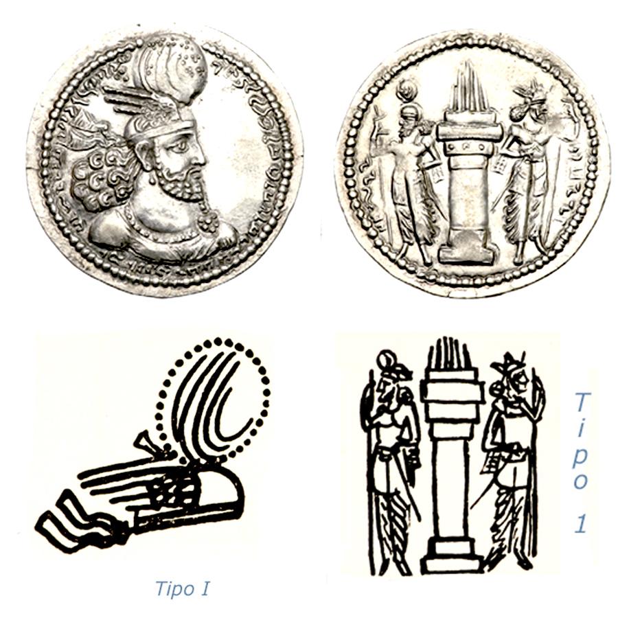Las coronas de los shas de Persia. 2m34iuh