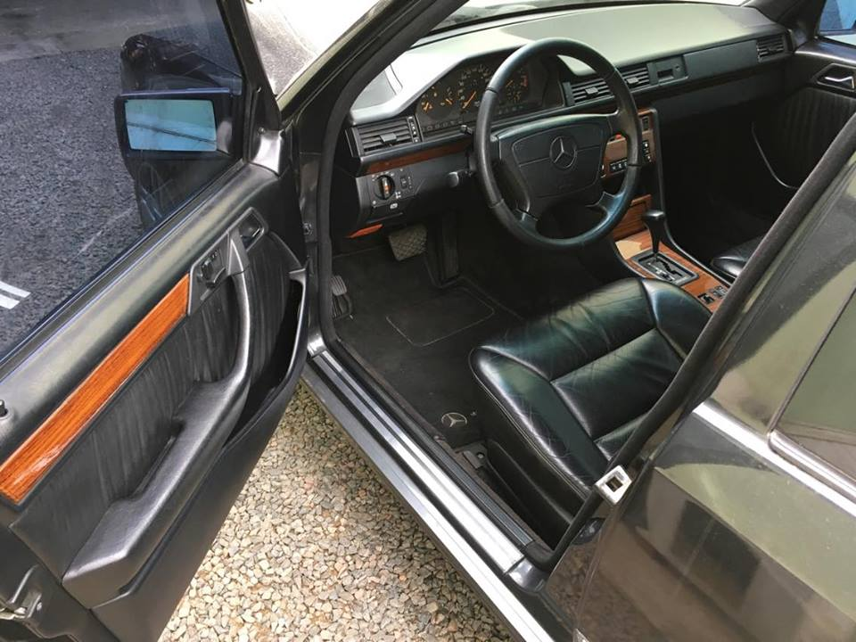 (VENDO): W124 300E 24V 1992 - R$16.000,00 2m3n1xf