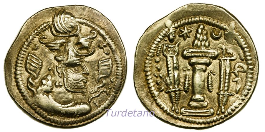 Las coronas de los shas de Persia. 2mhx1s4