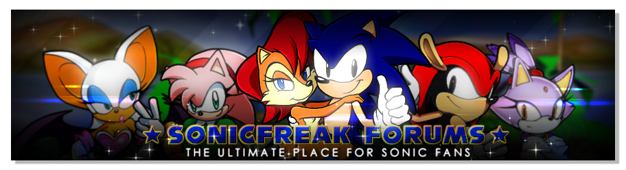 ★ SonicFreak Forums ★