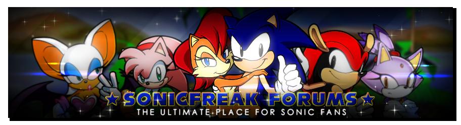 ★ SonicFreak Forums ★