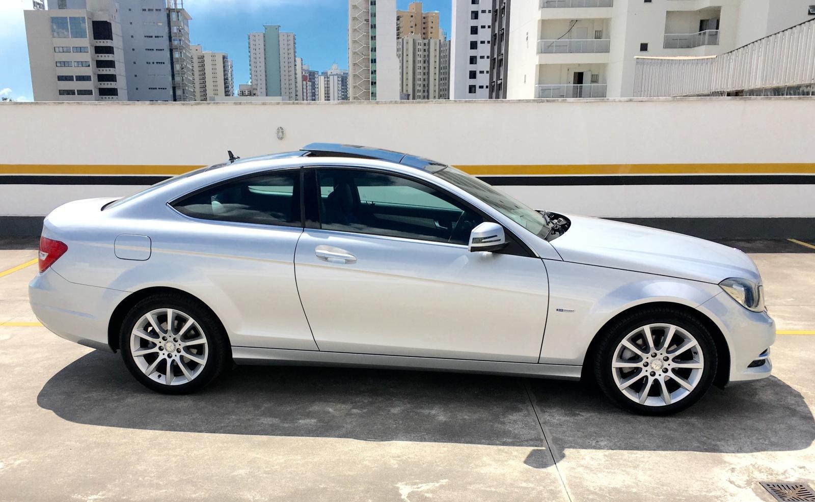 C180 - (VENDO): C204 - C180 coupé 11/12 - R$68.000,00 2mpy2iw