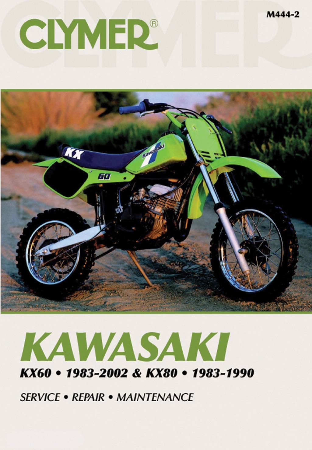 Kawasaki KX 80 1987 > Restauracion 2mqroth