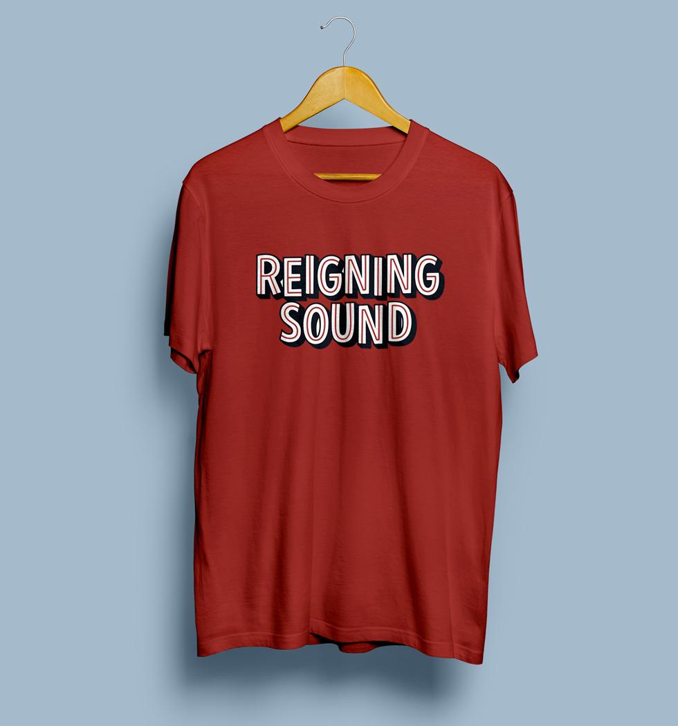 Camisetas REIGNING SOUND! 2mw5c9d