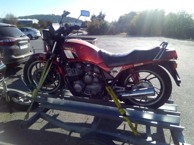 Yamaha XJ 750 Seca 2q33ztl