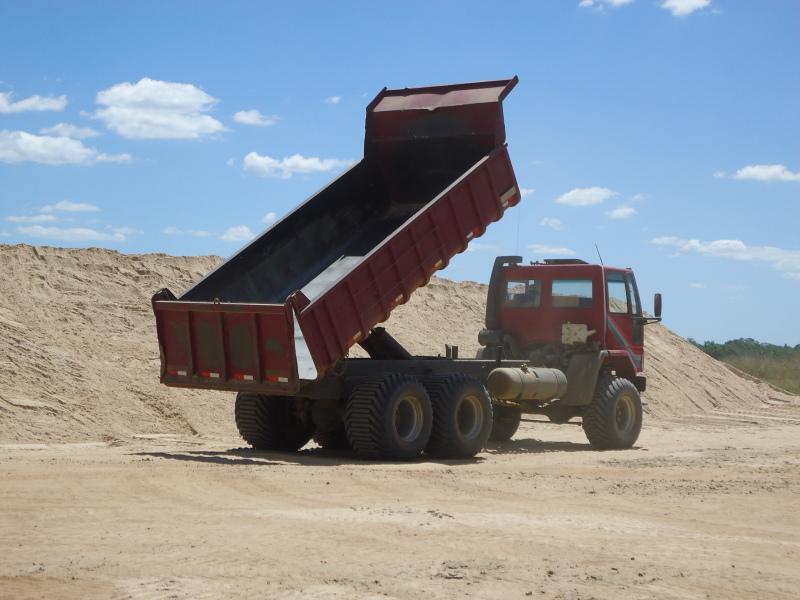 ford cargo 6x6 e FTO 6.6  combinação perfeita  2qmi4np