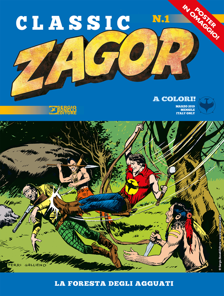 Zagor Classic 2qs4bvn
