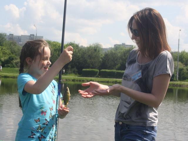 «Народная рыбалка» в мае на Ангарском пруду 2rca5c1