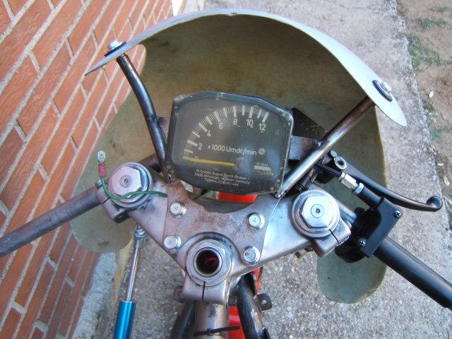 "Bultaco Streaker 350 ""Agua"" 2rfvhmw"