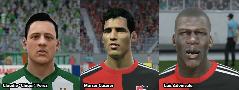 Faces Futbol Argentino PACK 19 2rze9lk