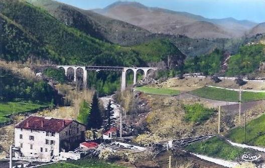 El tren petit de l'Alt Vallespir. 2sbld2q