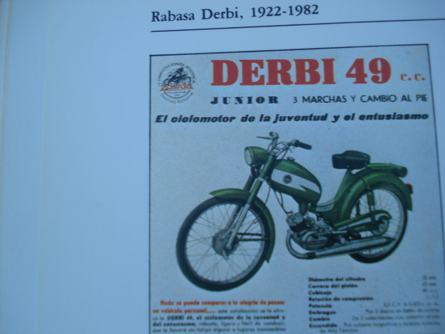 Derbi Junior 2u45wyd