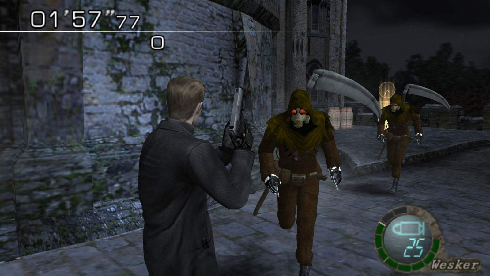 Hunk (Mr. Death) - Resident Evil The Mercenaries 3D - por Iluminados v.1.0 2u4jw91