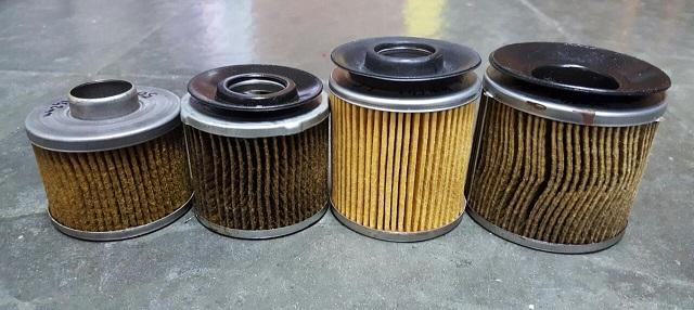 Atenção (e alteração) ao filtro de óleo original Nissan 2u7cdvk