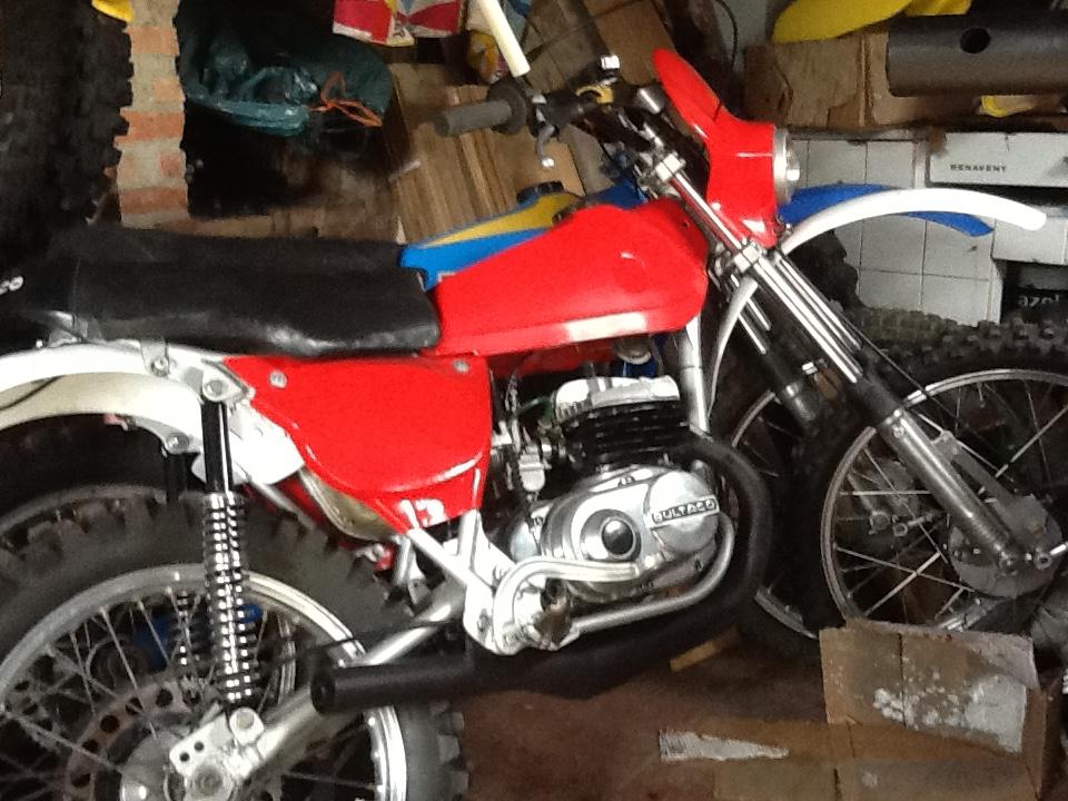 Bultaco Frontera 74 125 ? by JOROK 2v9d5ag