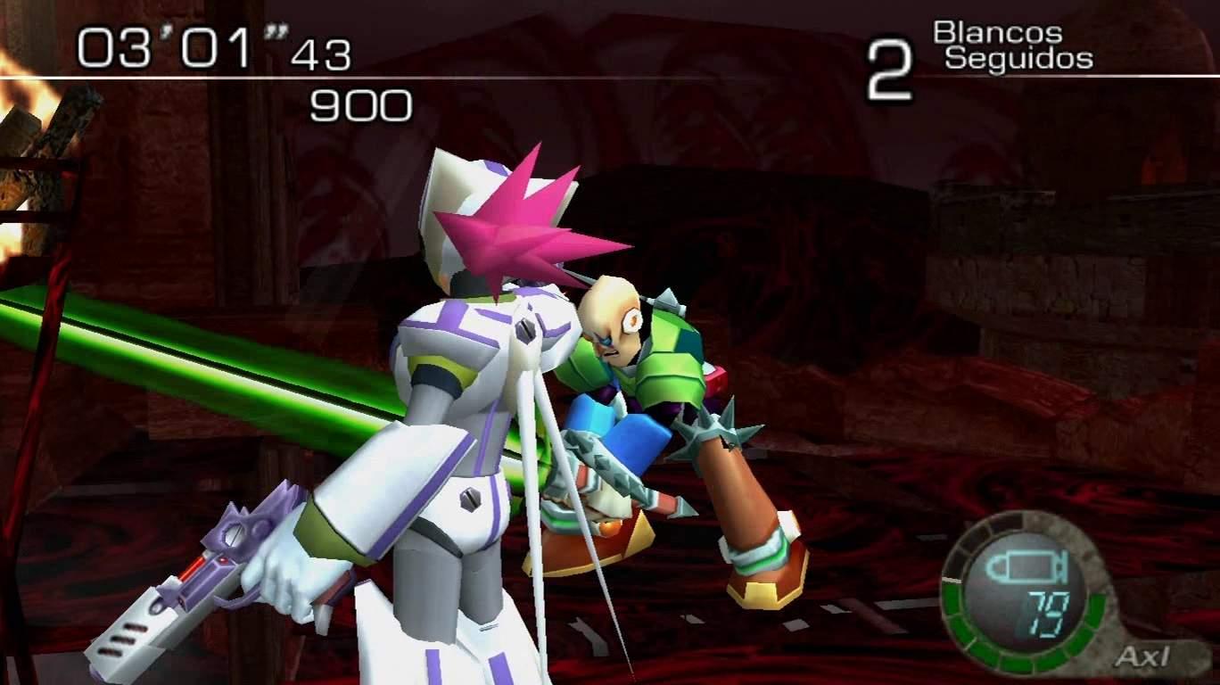 Mega Man Maverick Hunter X - Sigma por Armaduras 2vj90f9