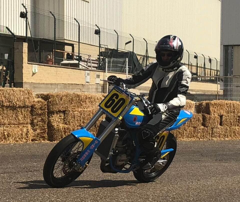 Bultaco Frontera APM18 125 Dirt-Track 2vkdqi9