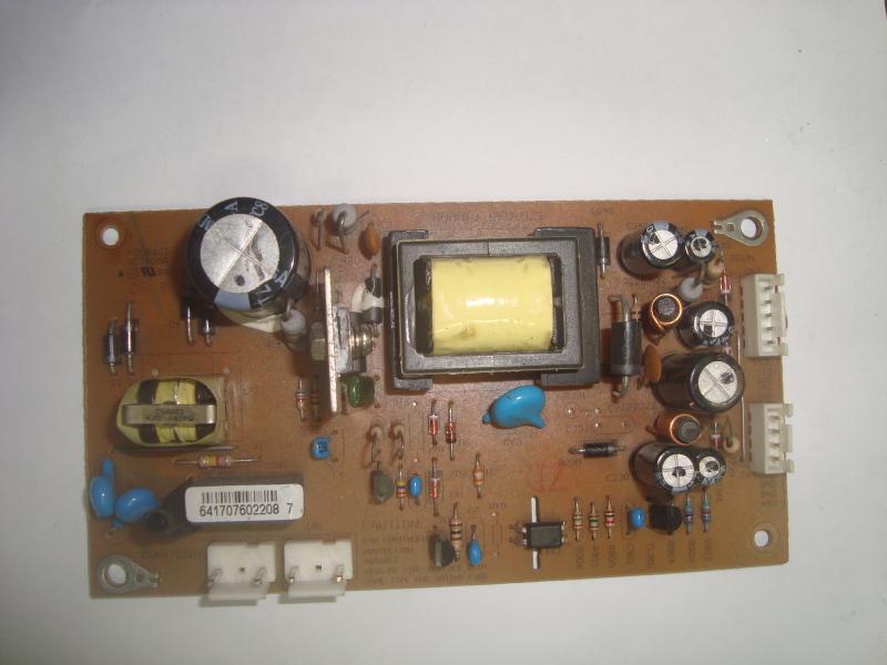 esquema da fonte do DVD Gradiente D201 2vl2wqb