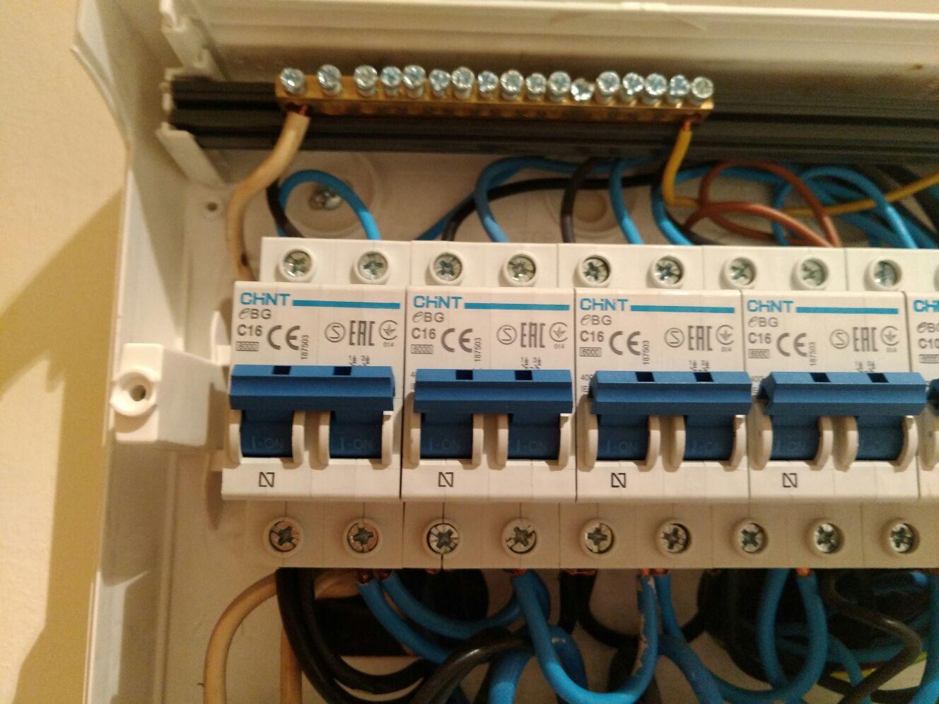 Problemas en instalación eléctrica. Recomendación de un buen profesional. 2w3c3l4