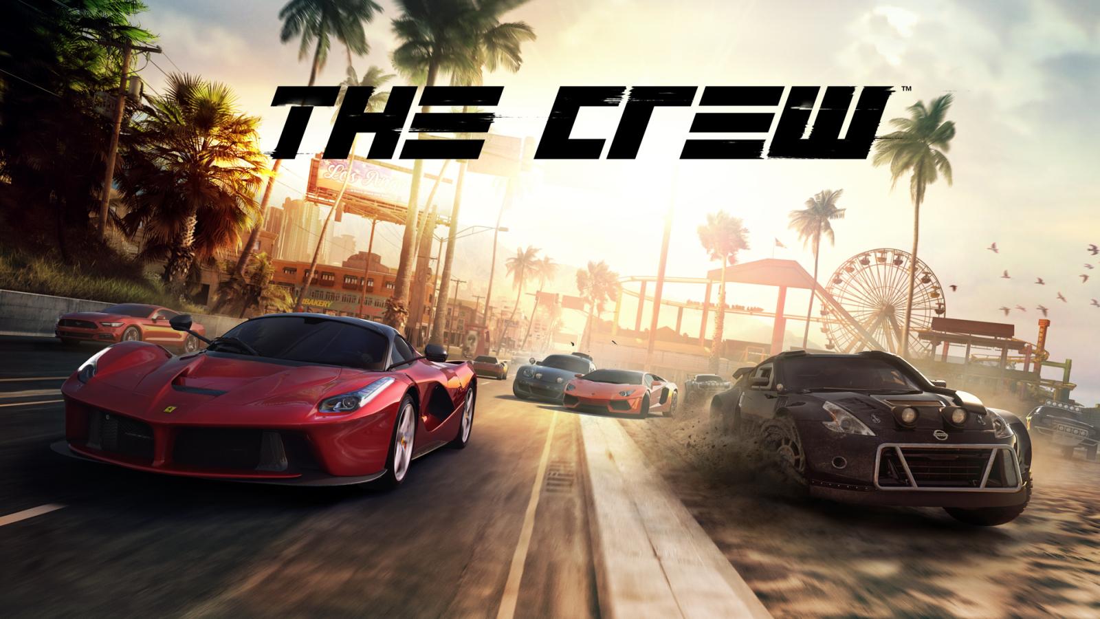 [PC - UPlay] Tasuta The Crew 2wfkazb