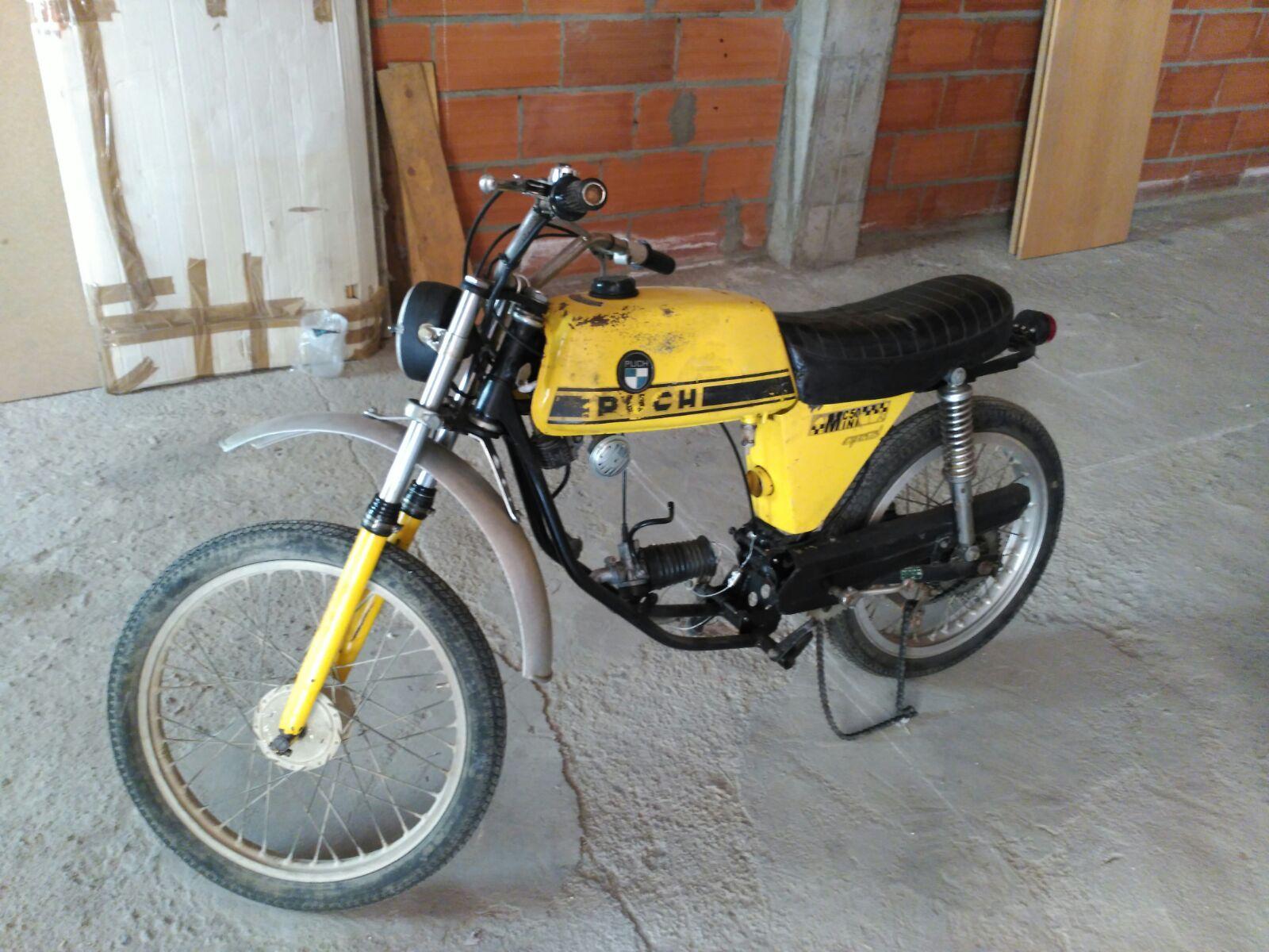 Puch MiniCross MC 50 Especial 2yo2t8m