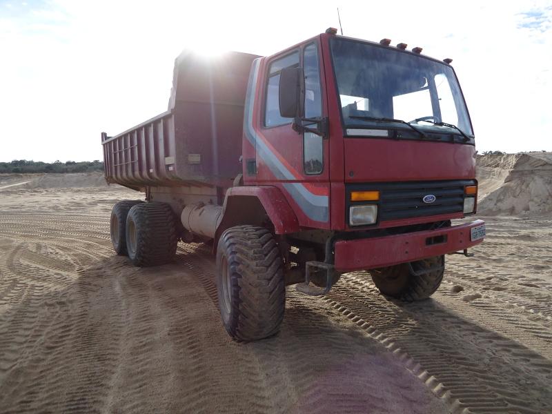 ford cargo 6x6 e FTO 6.6  combinação perfeita  2yovpkp