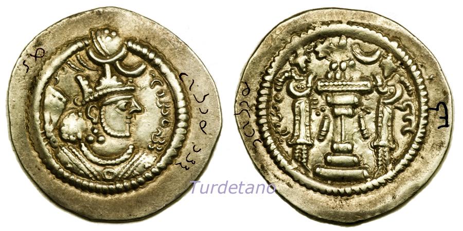 Las coronas de los shas de Persia. 2z7kg95