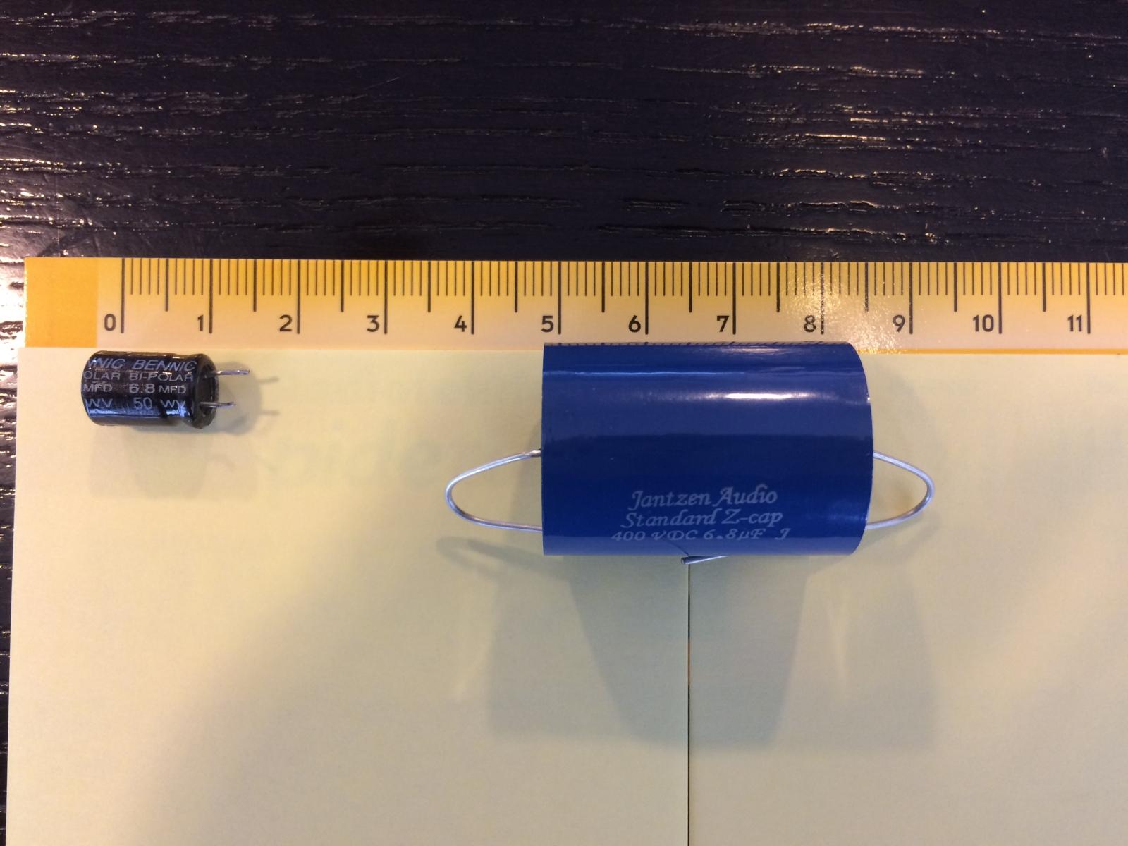 Sustituir condesadores filtro Vieta 304 2zgx5iv