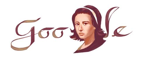 جوجل تحتفل بعيد ميلاد فاتن حمامة الـ 85 2zjeuiu