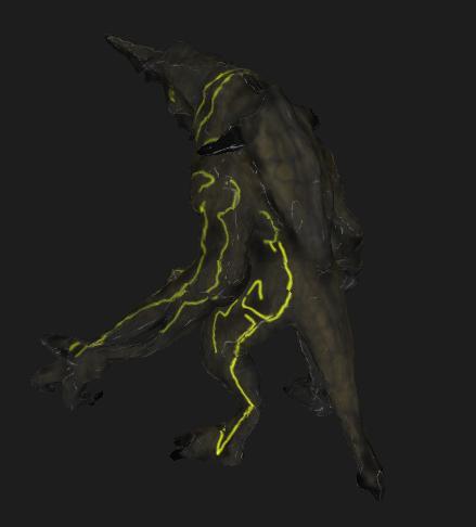KNIFEHEAD 3D Model (Cabeza de Cuchillo) Pacific Rim 2zji0kx