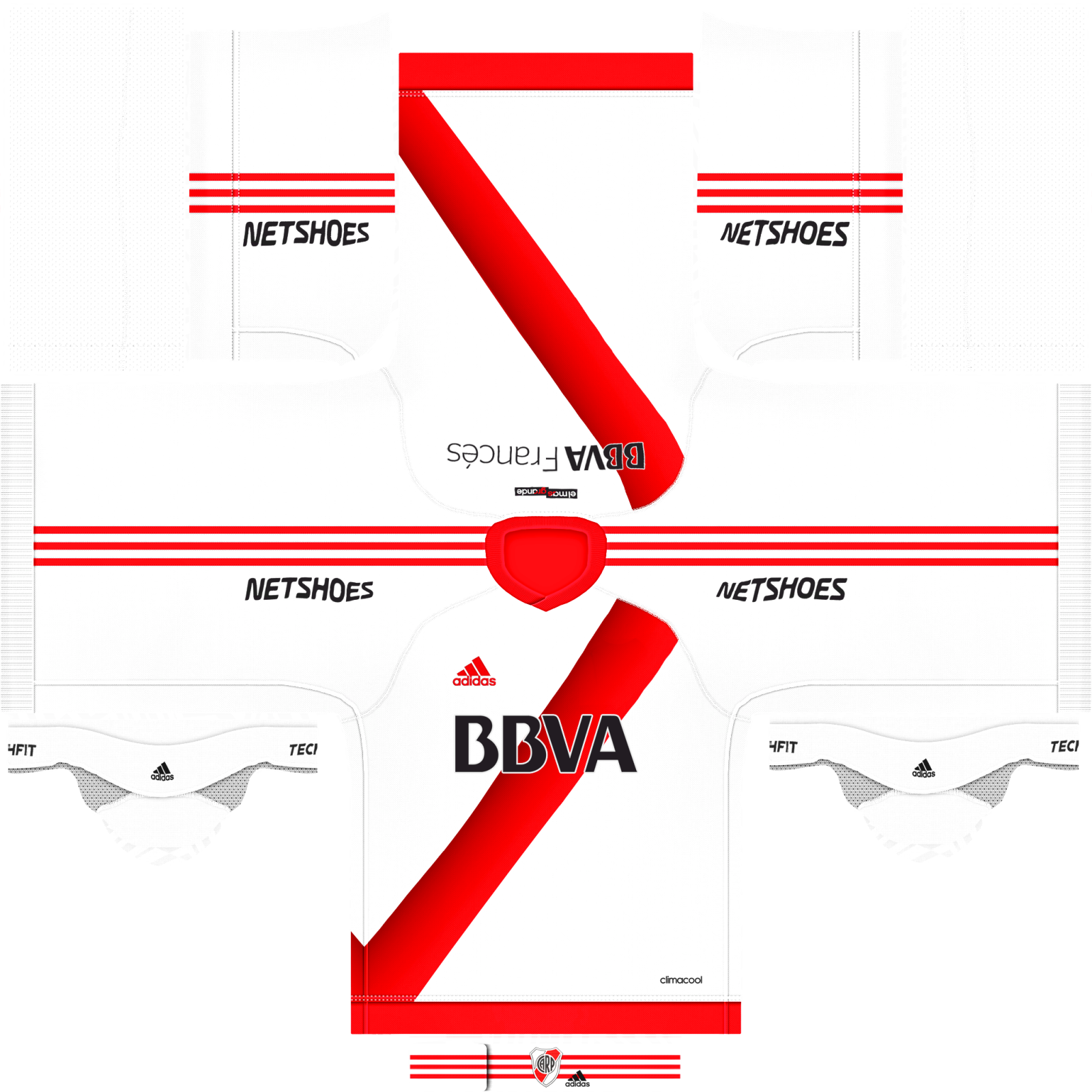 FULL CAMISETAS DE RIVER 2016 (TODAS) 303ajpv
