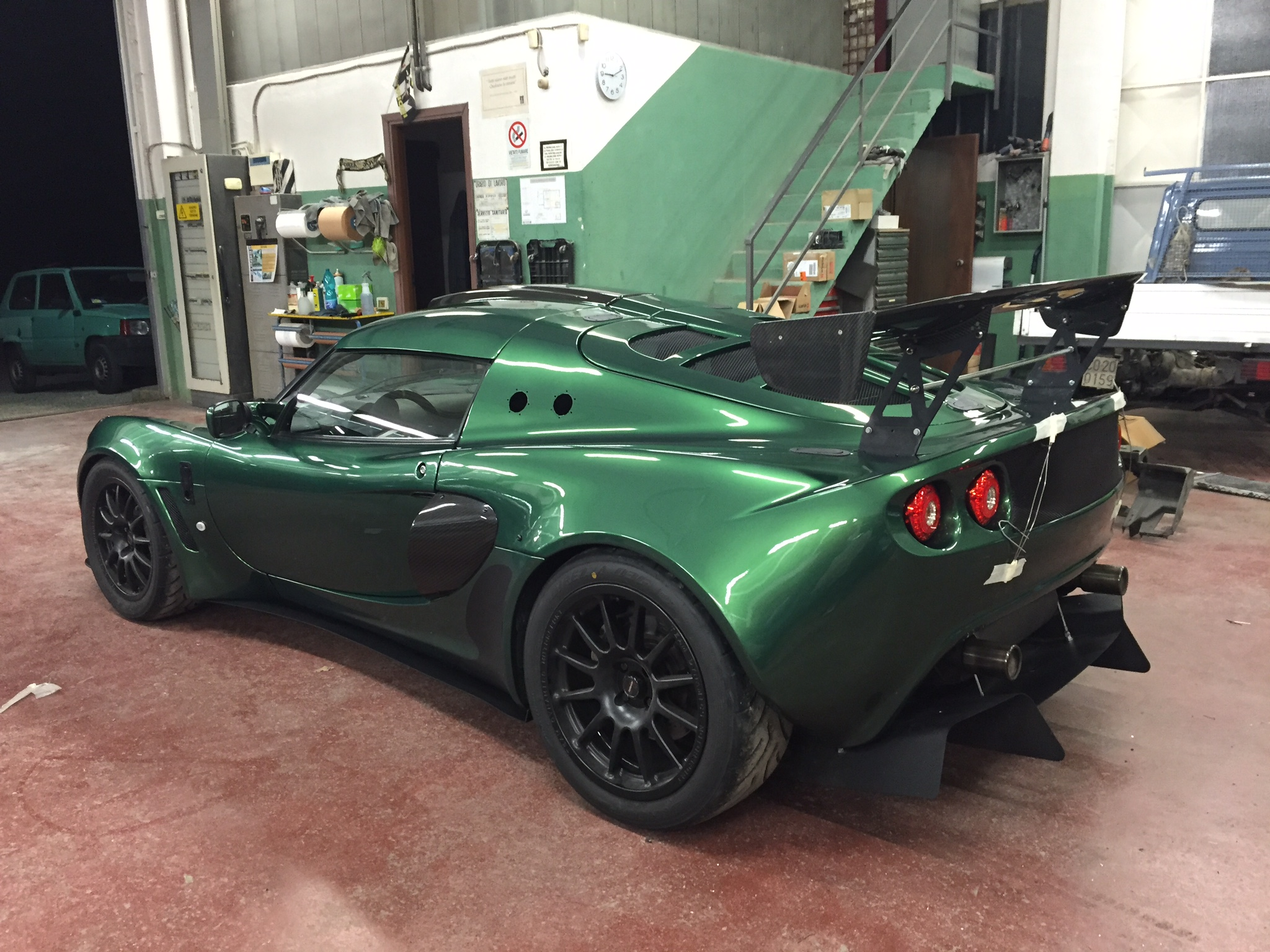 #the Lotus Honda Exige 30l03h2