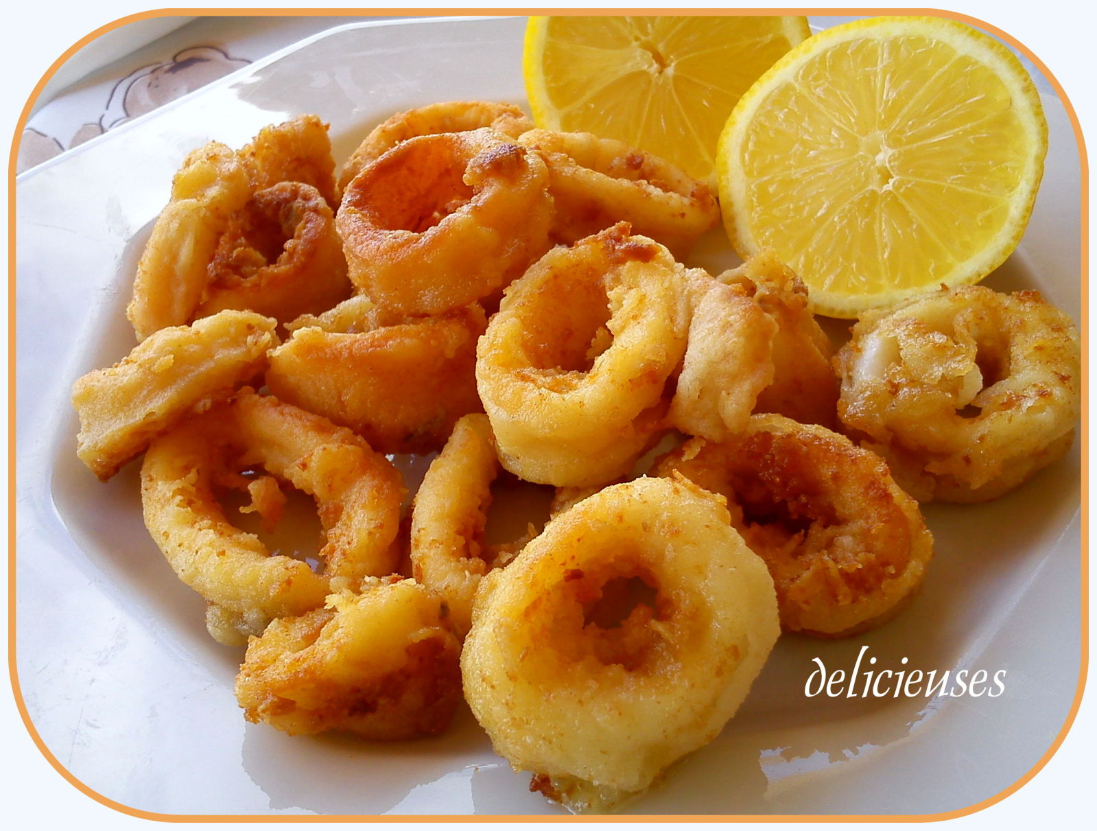 Καλαμαράκια τηγανιτά-Όλα τα μυστικά για  τέλειο τηγάνισμα 30ni1yv
