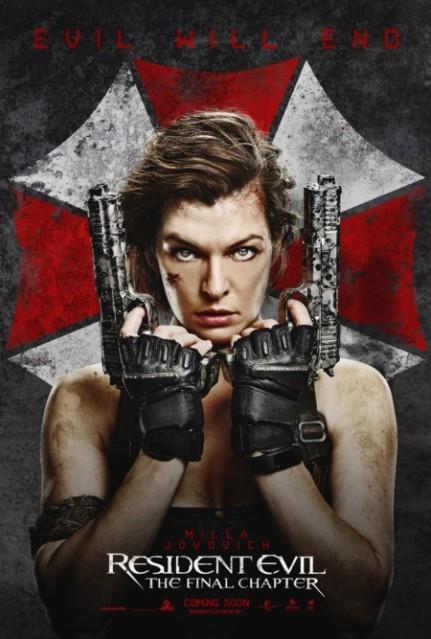 Resident Evil: Capítulo final - Resident Evil: The Final Chapter