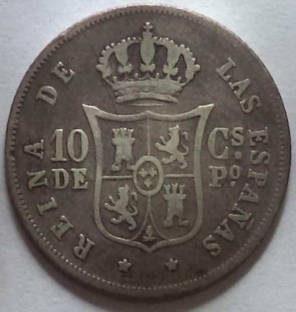 Monedas Españolas de las Filipinas 315e6tl