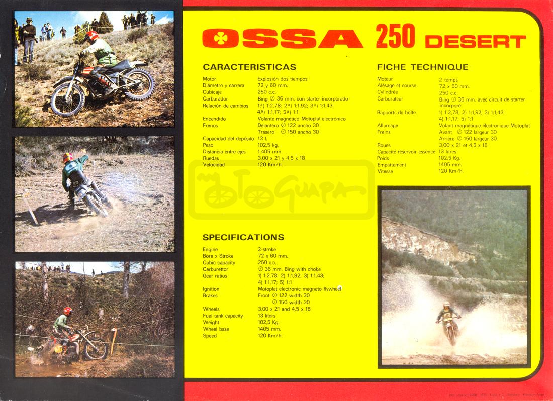 Proyecto ossa phantom AS 76 a partir de ossa desert phantom 250 76 33m8t42