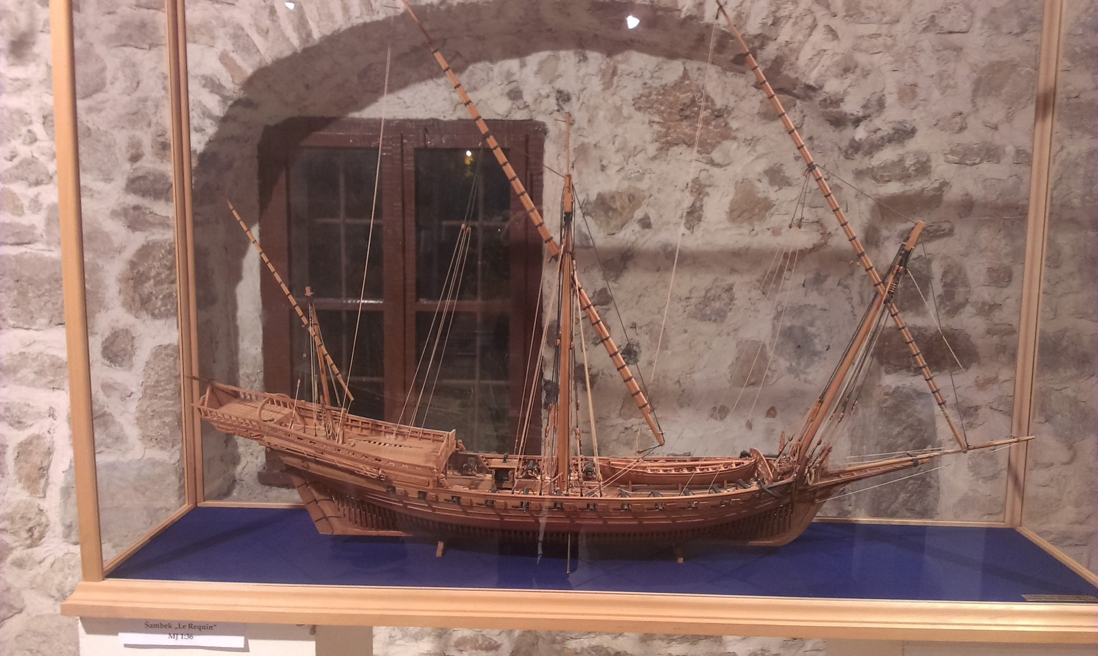 Izložba maketa brodova 34guemv
