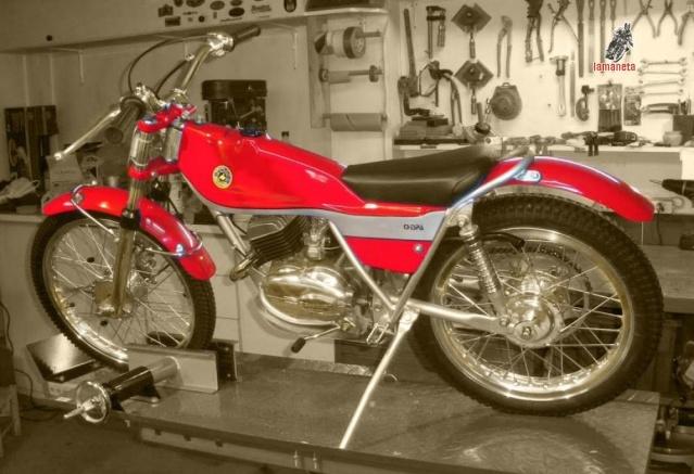 Fotografías Bultaco Chispa 34h8gty