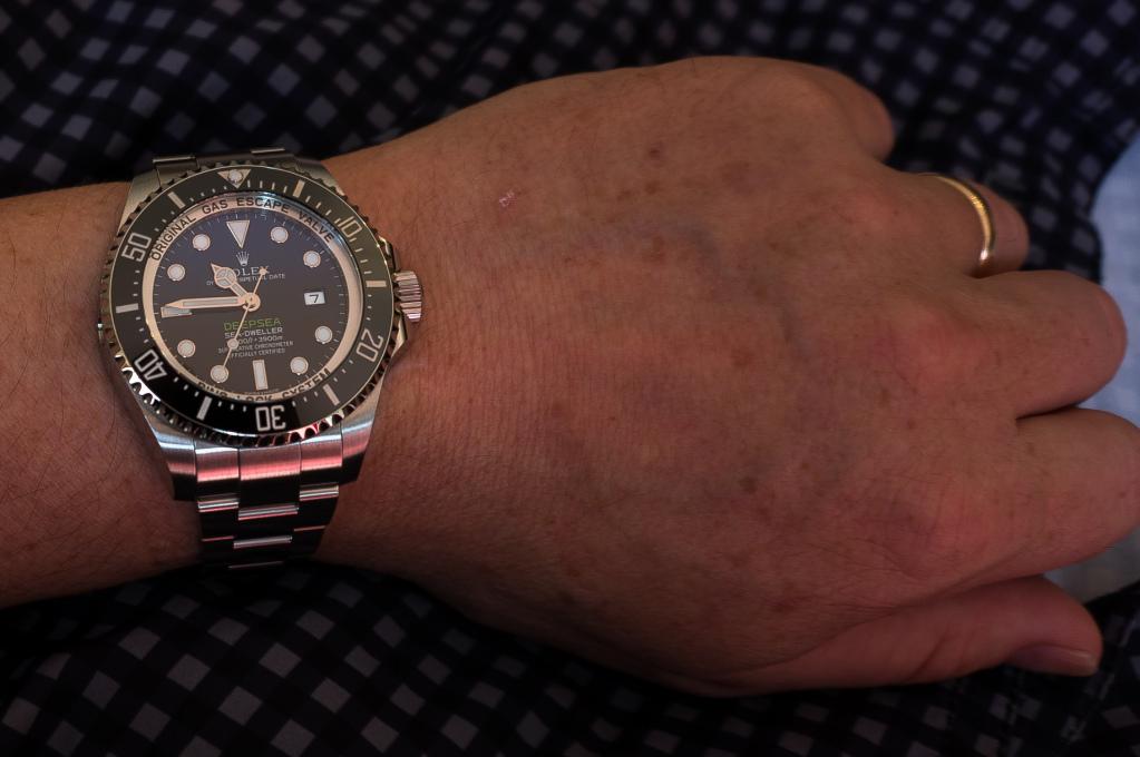 Dweller - Présentation de la Rolex 116660 SDDS D-Blue James Cameron 34o3qxw