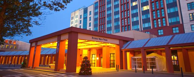 Disney's Hotel New York 35a98x5