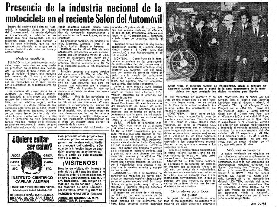 """Perdida en la historia: Montesa """"Automix 310"""" 35d8dxk"""